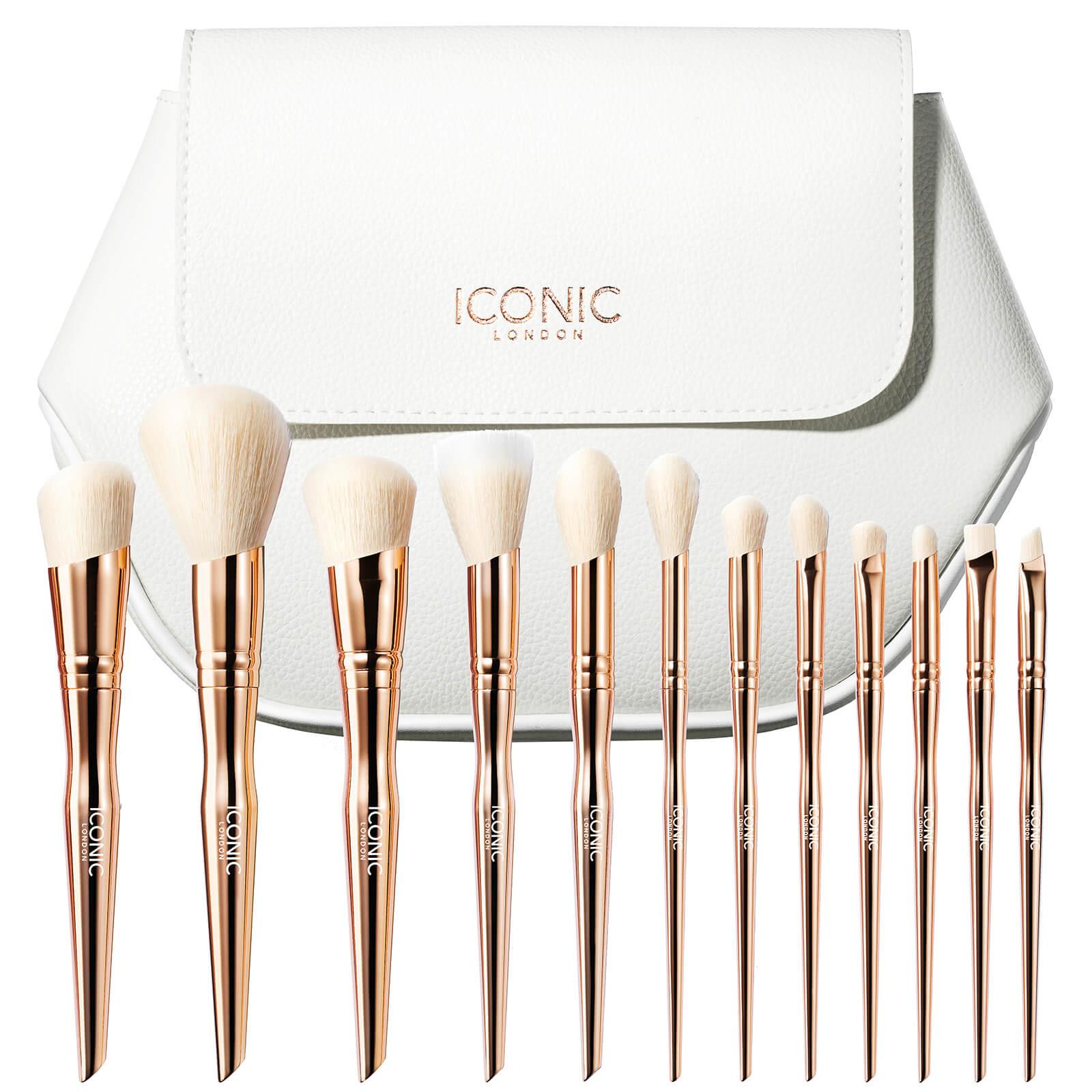 Купить ICONIC London All Angles Brush Set