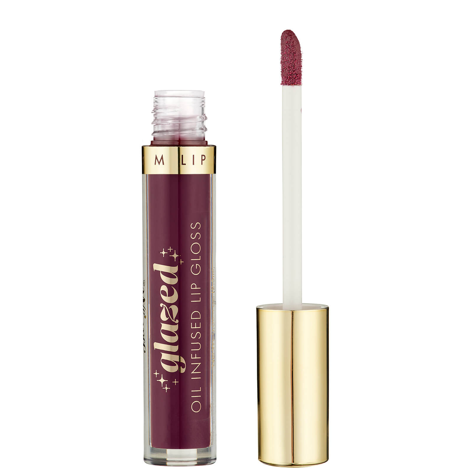 Купить Barry M Cosmetics Glazed Oil Infused Lip Gloss 2.5ml (Various Shades) - So Tempting