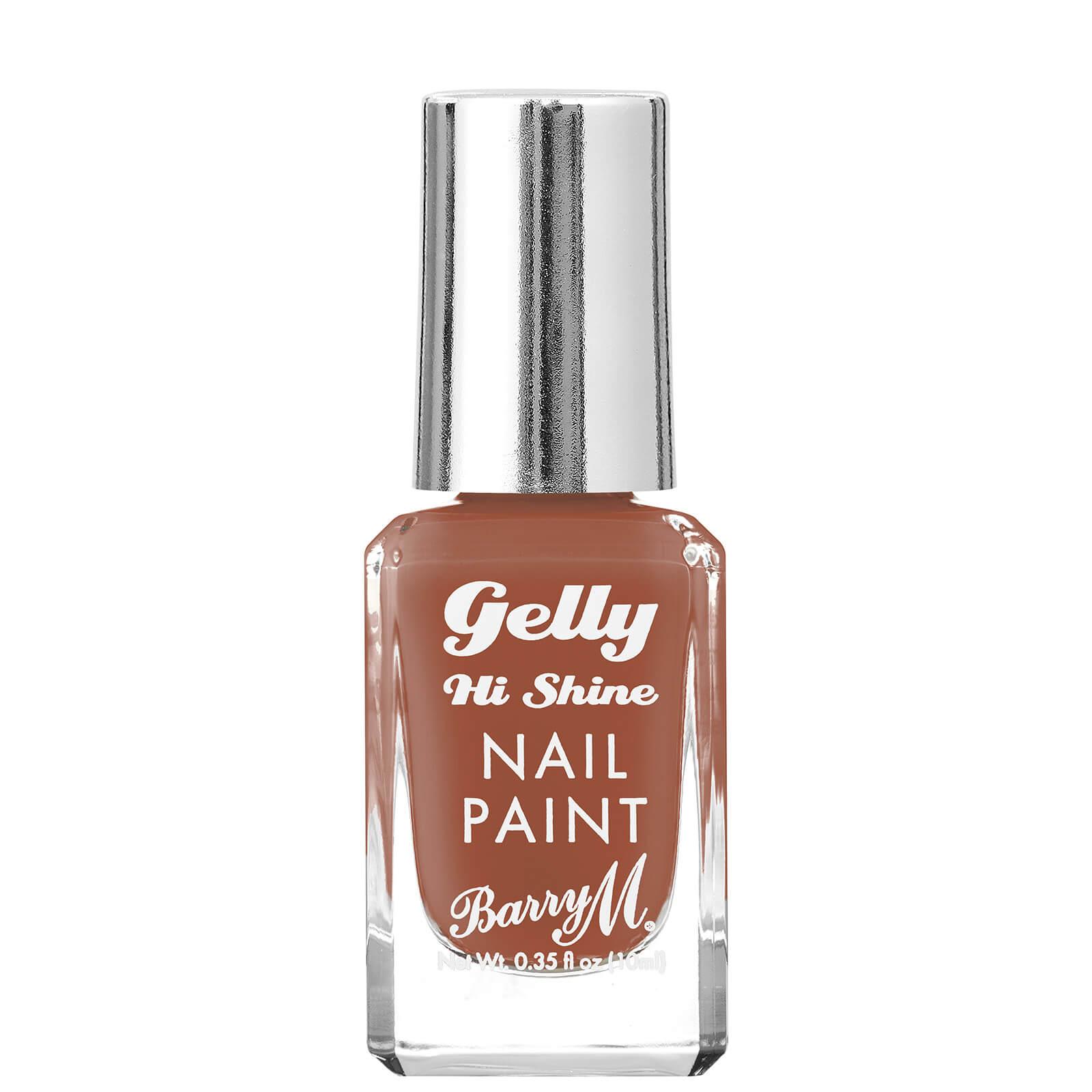 Купить Barry M Cosmetics Gelly Nail Paint 10ml (Various Shades) - Chai Latte