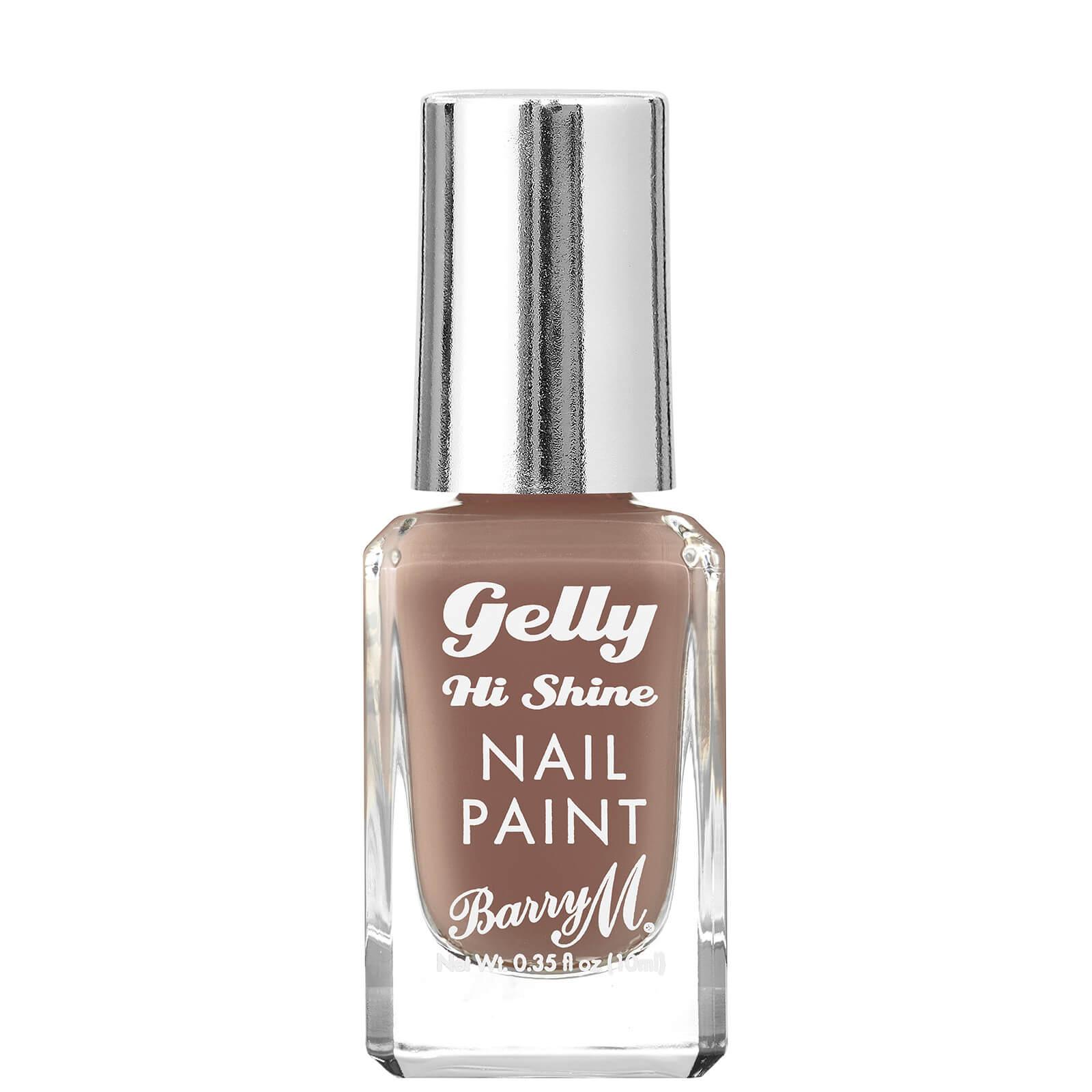 Купить Barry M Cosmetics Gelly Nail Paint 10ml (Various Shades) - Tiramisu