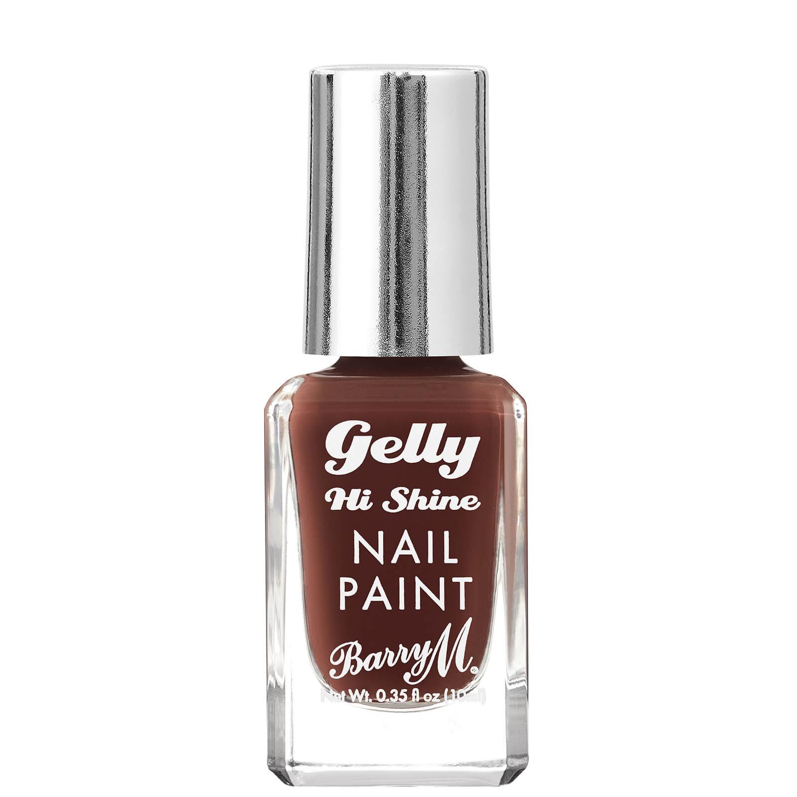 Купить Barry M Cosmetics Gelly Nail Paint 10ml (Various Shades) - Cappuccino