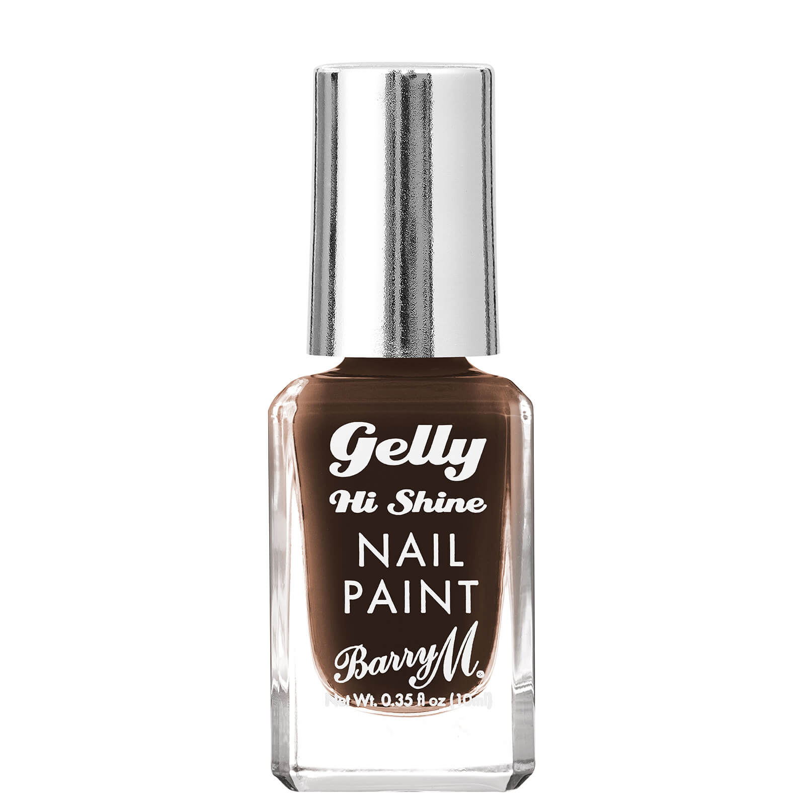 Купить Barry M Cosmetics Gelly Nail Paint 10ml (Various Shades) - Espresso