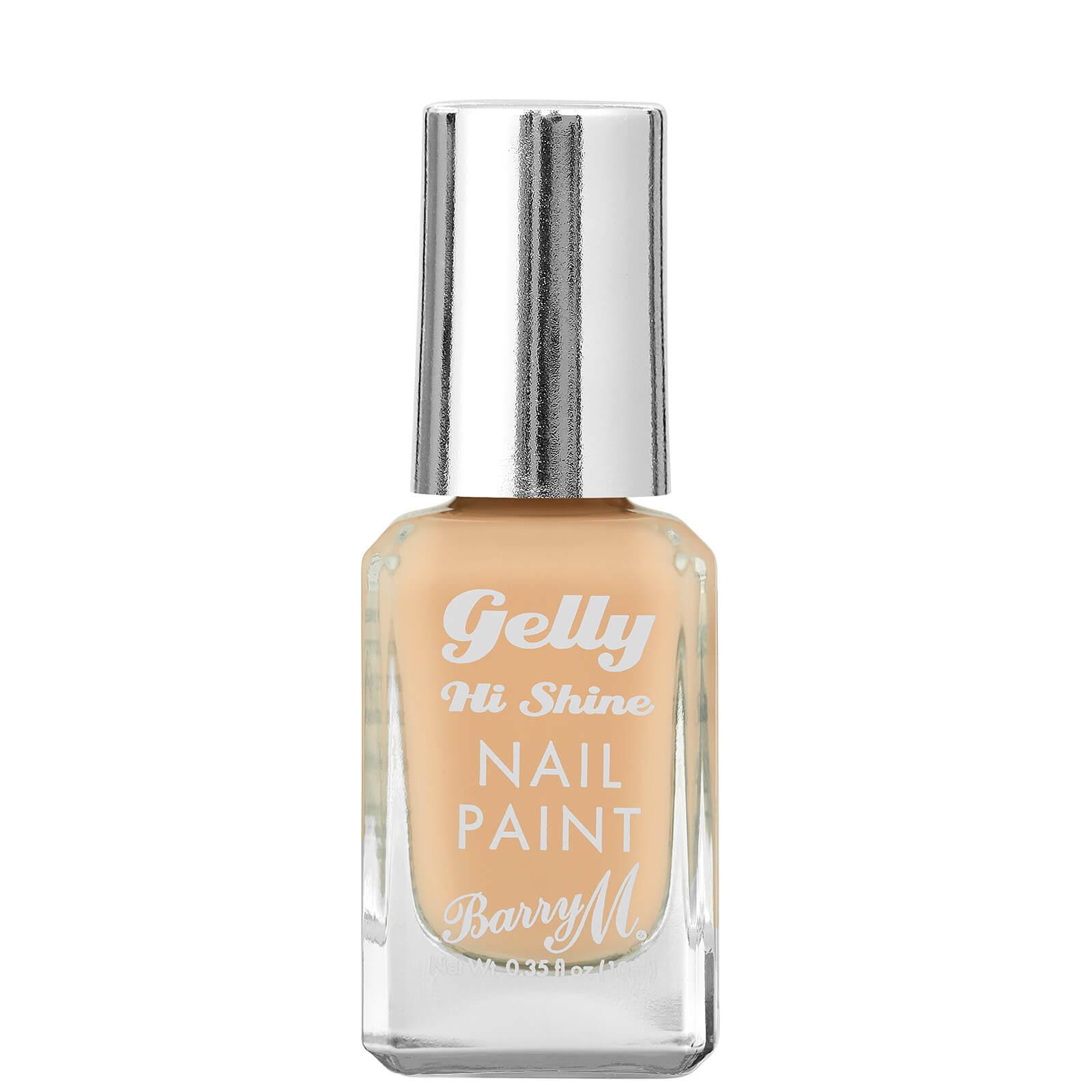 Купить Barry M Cosmetics Gelly Nail Paint 10ml (Various Shades) - Vanilla Slice