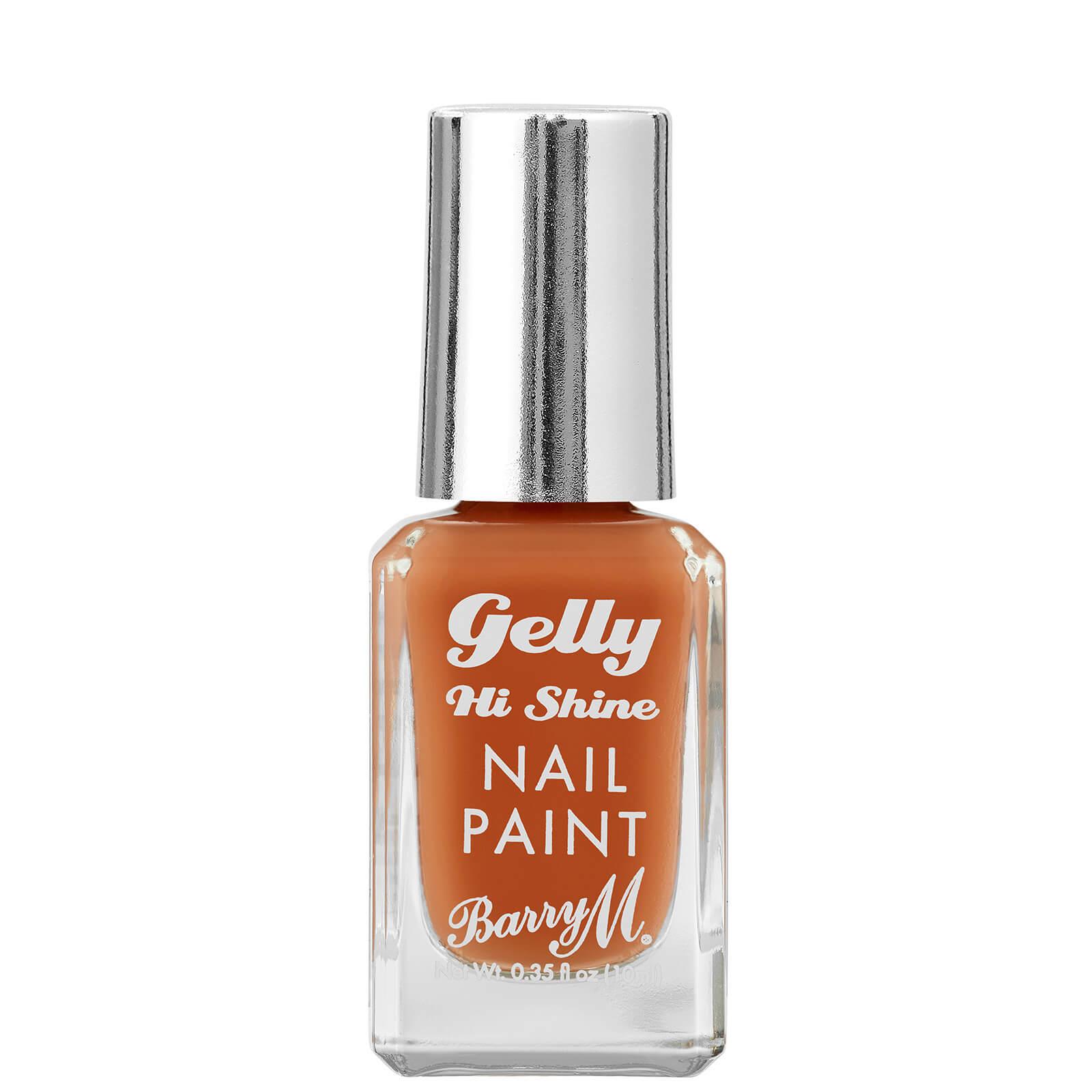 Купить Barry M Cosmetics Gelly Nail Paint 10ml (Various Shades) - Apricot Tart