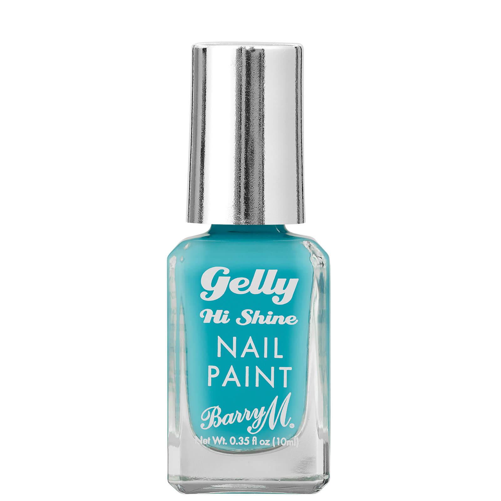 Купить Barry M Cosmetics Gelly Nail Paint 10ml (Various Shades) - Berry Pie