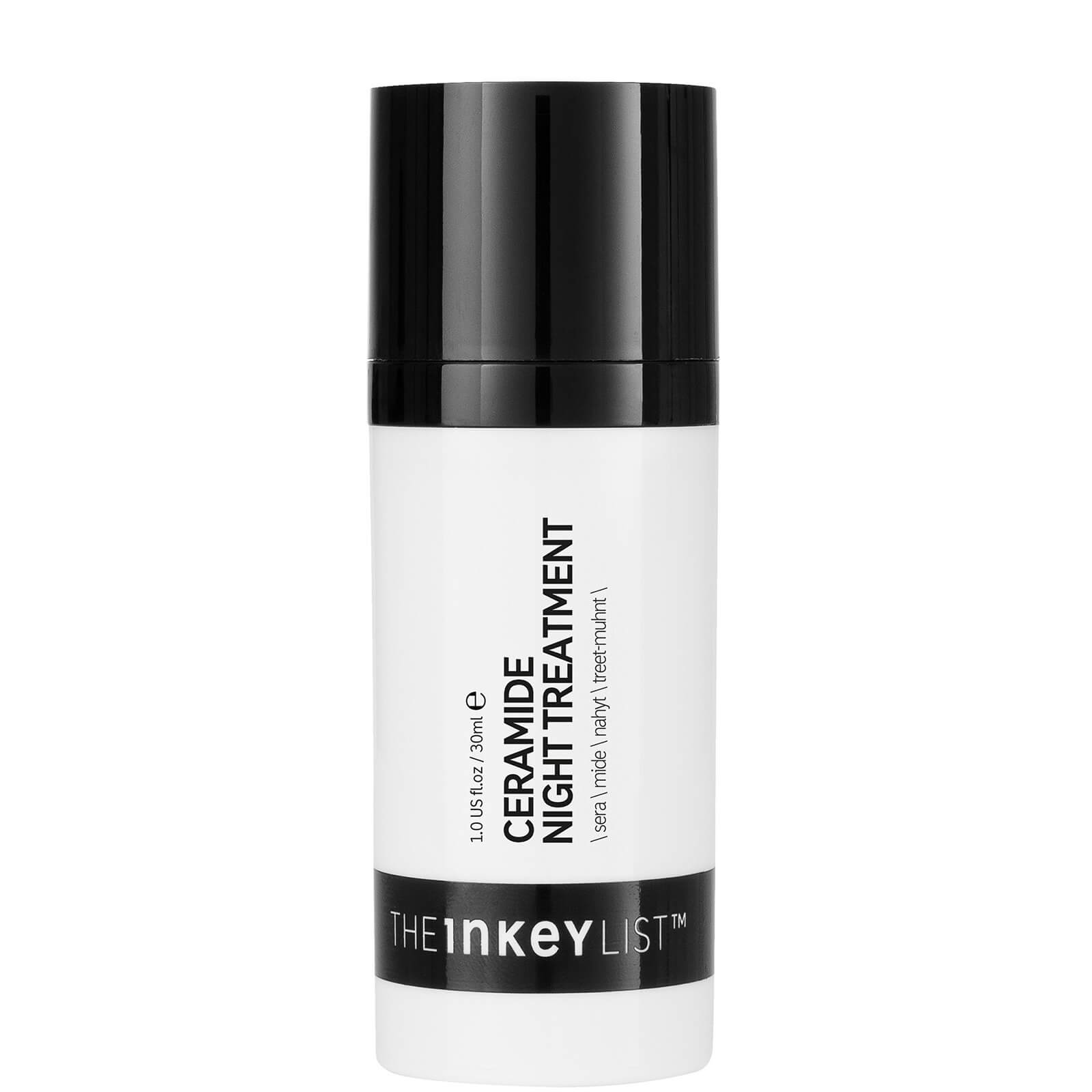 The Inkey List Ceramide Night Treatment 30ml