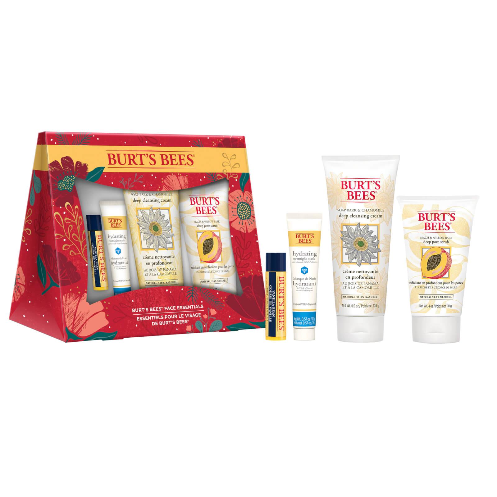 Burt's Hautpflege-Essentials