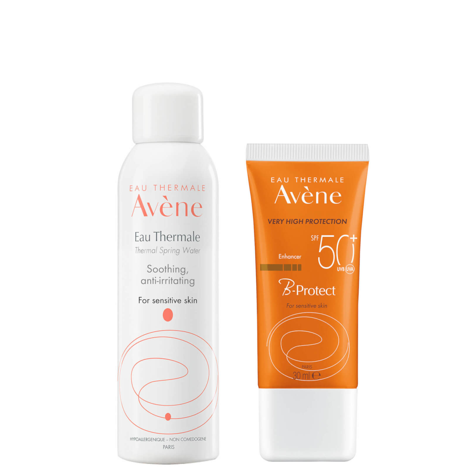 Avène Exclusive SPF and Thermal Water Bundle