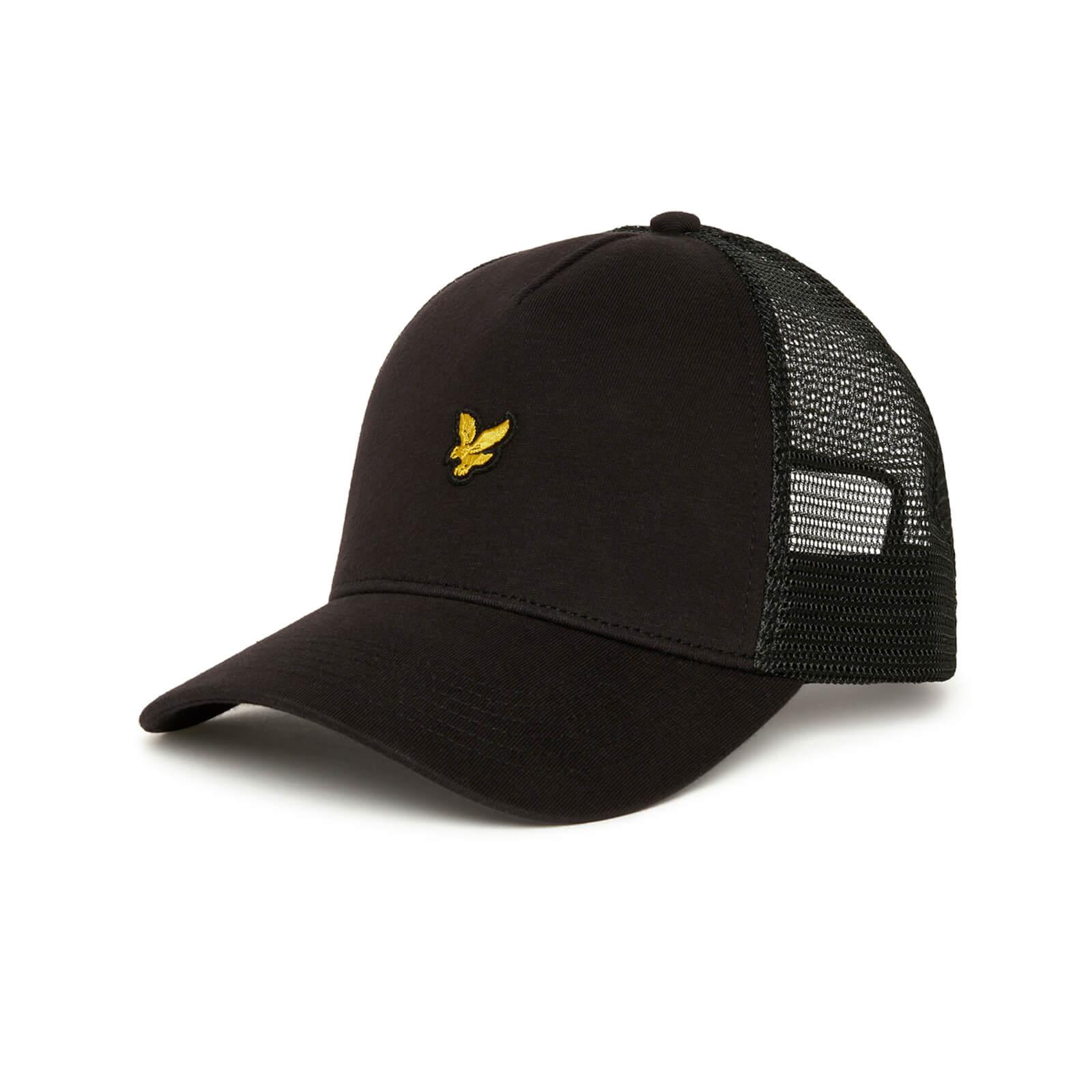Trucker Cap - True Black/Black Mesh - One Size