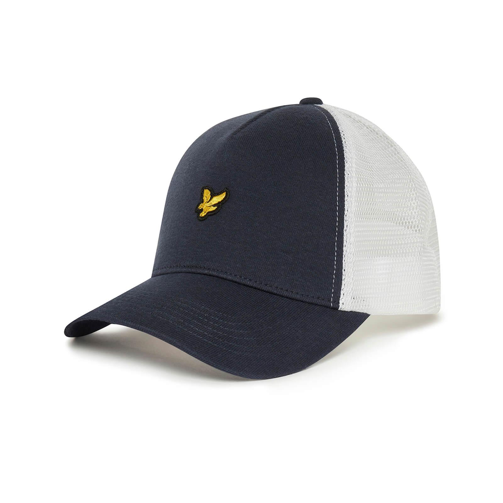 Trucker Cap - Dark Navy/White Mesh - One Size