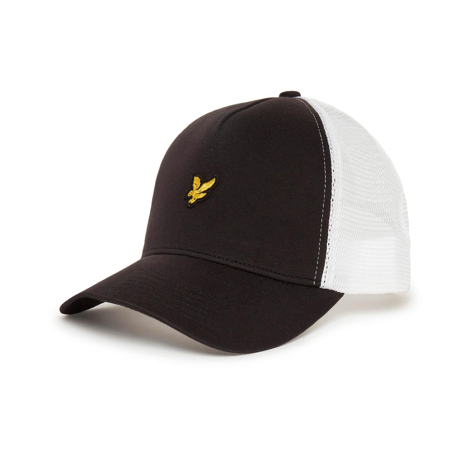 Trucker Cap - True Black/White Mesh - One Size