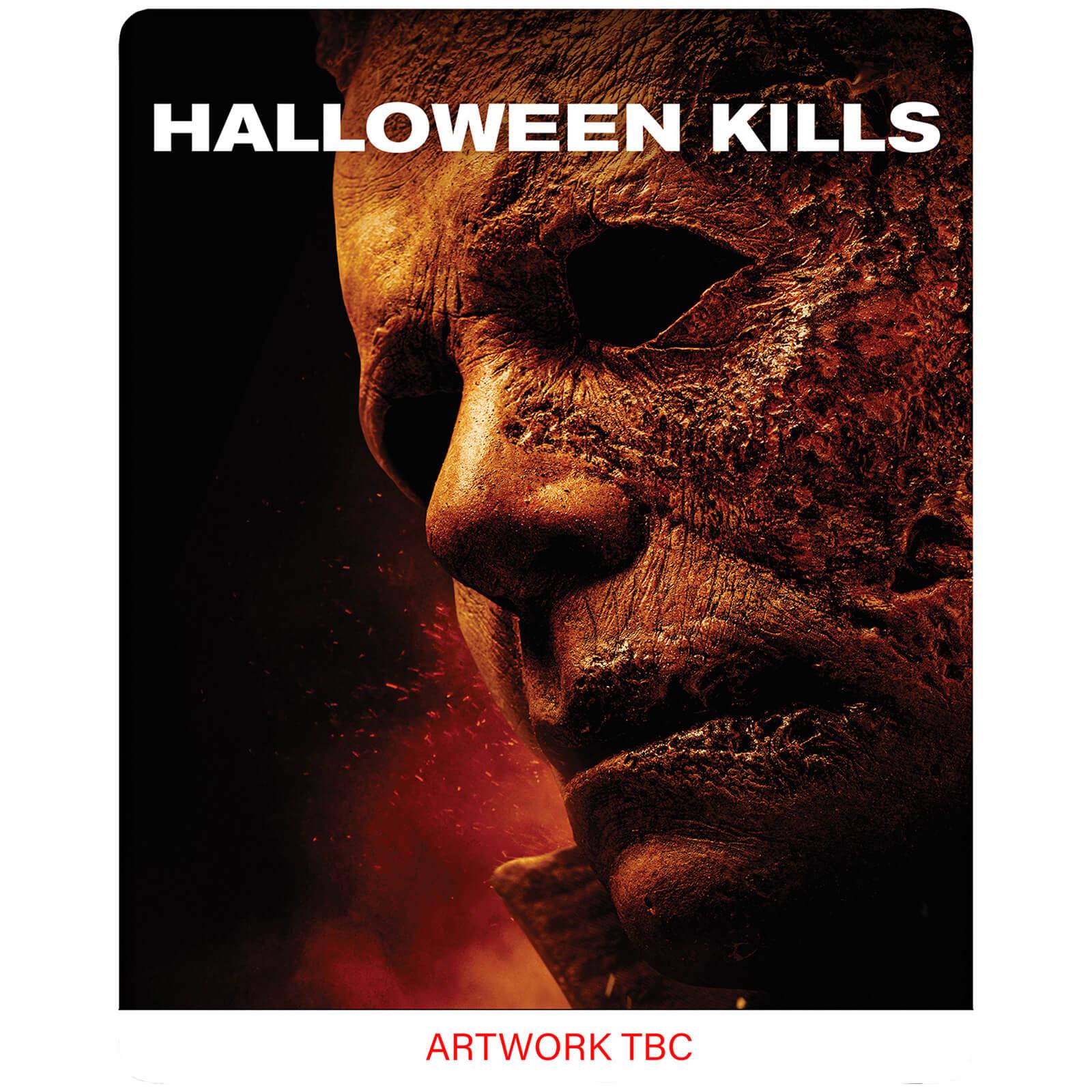 Halloween Kills - 4K Ultra HD Zavvi Exclusive Steelbook (Includes Blu-ray)