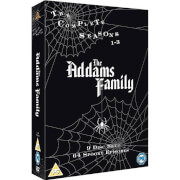 Addams Family Complete Seasons 1-3
