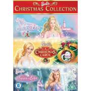 Barbie Christmas Collection (The Nutcracker / A Christmas Carol / Swan Lake)
