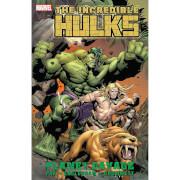 Incredible Hulks Trade Paperback Planet Savage