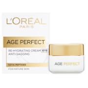 Купить Укрепляющий крем для кожи вокруг глаз L'Oreal Paris Dermo Expertise Age Perfect Reinforcing Eye Cream - для зрелой кожи (15 мл)
