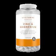 亜鉛 & マグネシウム カプセル
