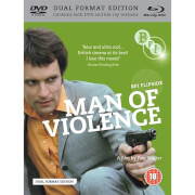 Man of Violence (The Flipside)  [Dual Format Edition]