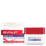 Ночной крем-лифтинг L'Oreal Paris Dermo Expertise Revitalift Anti-Wrinkle + Firming Night Cream (50 мл) фото