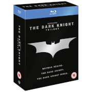 Coffret Trilogie The Dark Knight -