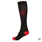 Compression Sock (Twin Pack) - Black