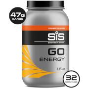 Science in Sport GO Energy Drink Powder 1.6kg Tub