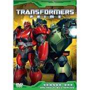 Transformers Prime: Unlikely Alliances - Series 1: Volume 4