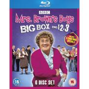 Mrs. Browns Boys Big -Coffret géant Blu-Ray
