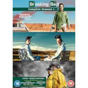 Breaking Bad - Seasons 1-3