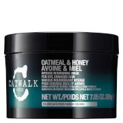 Купить Интенсивная маска для питания сухих и ломких волос TIGI Catwalk Oatmeal & Honey Intense Nourishing Mask (200 г)