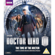 Doctor Who: The Time of the Doctor (Includes Other Eleventh Doctor Christmas Specials)