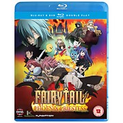 Fairy Tail The Movie: Phoenix Priestess - Double Play (Includes DVD)