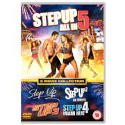 Step Up 1-5 Boxset