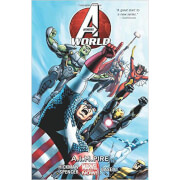 Avengers World Trade Paperback Vol 01 Aimpire