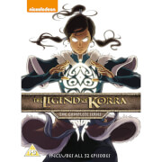 Legend of Korra: Complete Series Collection