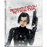 Resident Evil: Retribution 3D (Includes 2D Version) - Zavvi Exclusive Limited Edition Steelbook (Limited to 2000)