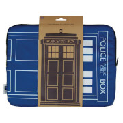 Tardis Laptop Case
