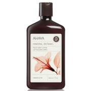 Мягкое масло для тела с минералами и травами AHAVA Mineral Botanic Velvet Body Butter — Hibiscus and Fig фото