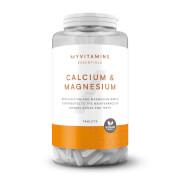 Calcio y Magnesio Comprimidos