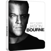 Jason Bourne - Limited Edition Steelbook (UK EDITION)