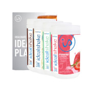 4 meal replacement shake tubs + ebooks - child