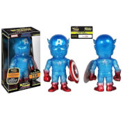Hikari Marvel True Blue Captain America Vinyl Figure