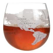 Globe Whiskey Rocker Glasses 300ml (Pack of 2)