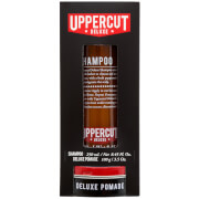 Uppercut Deluxe Shampoo and Deluxe Pomade Duo