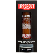 Uppercut Deluxe Shampoo and Matt Clay Duo