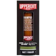 Uppercut Deluxe Shampoo and Matt Pomade Duo