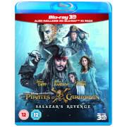 Pirates of the Caribbean: Salazar's Revenge 3D (Includes 2D Version)