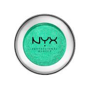 nyx professional makeup prismatic eye shadow (various shades) - mermaid