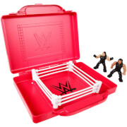 WWE Mighty Minis Portable Ring Playset