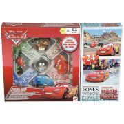 Cars Pop Up & Puzzle Set